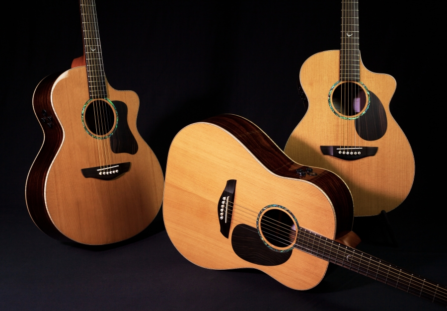 New 2-piece Rosewood PJE Legacy Series models